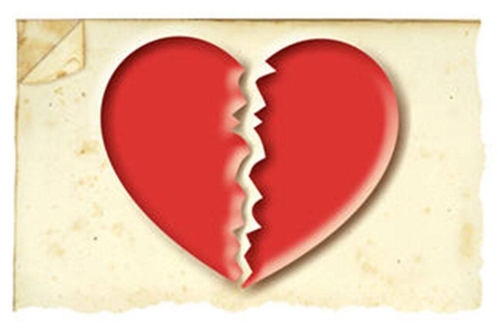 Separacion en las parejas Zulema Fredriksson